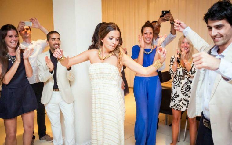 לופט מנדרין- חתונה ומסיבה