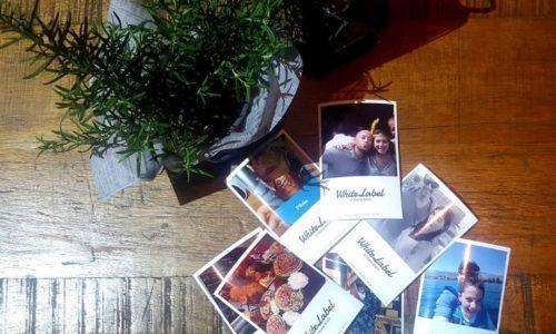 WHITELABEL- צילום פולורואיד והדפסה במקום האירוע