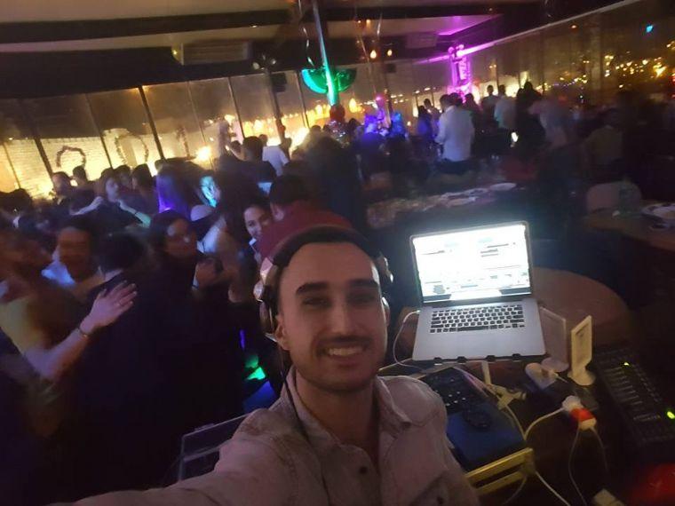 בכותל - BA-KOTEL - מסיבה
