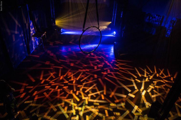 חלל אמנויות הבמה והאירועים-במה