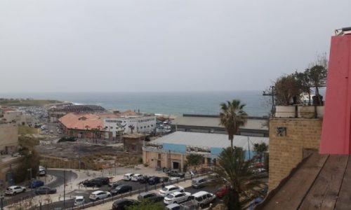 המרפסת של יפו- נוף יפו וים