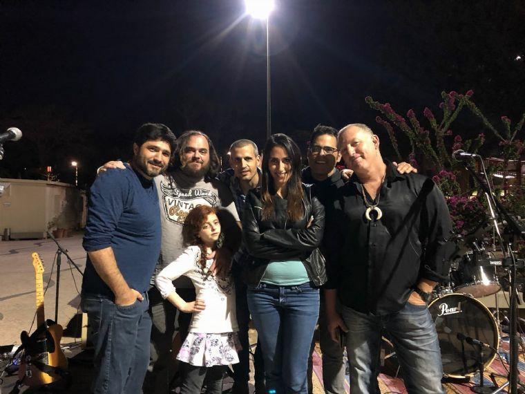 להקת שבלול - הרכב מוזיקלי ושירי ארץ ישראל היפה