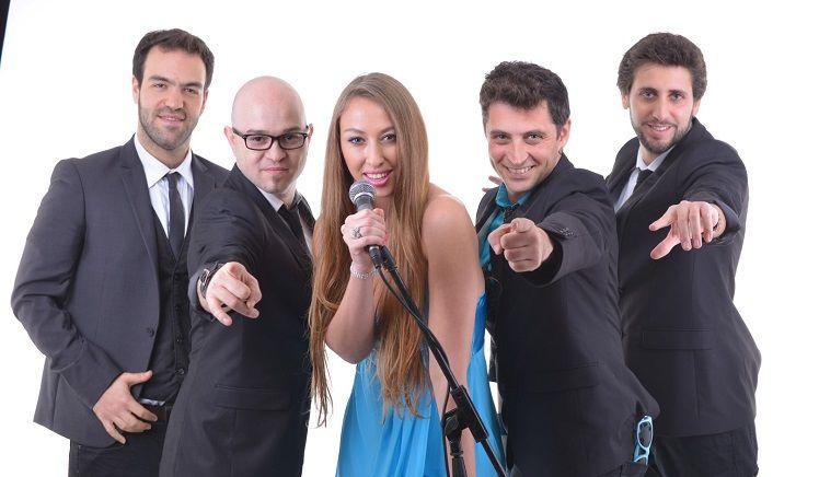 אוברטון- להקת קאברים ממיטב השירים והקאברים