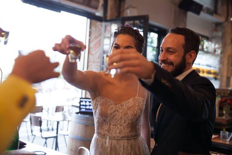 ראיסה - החתונה