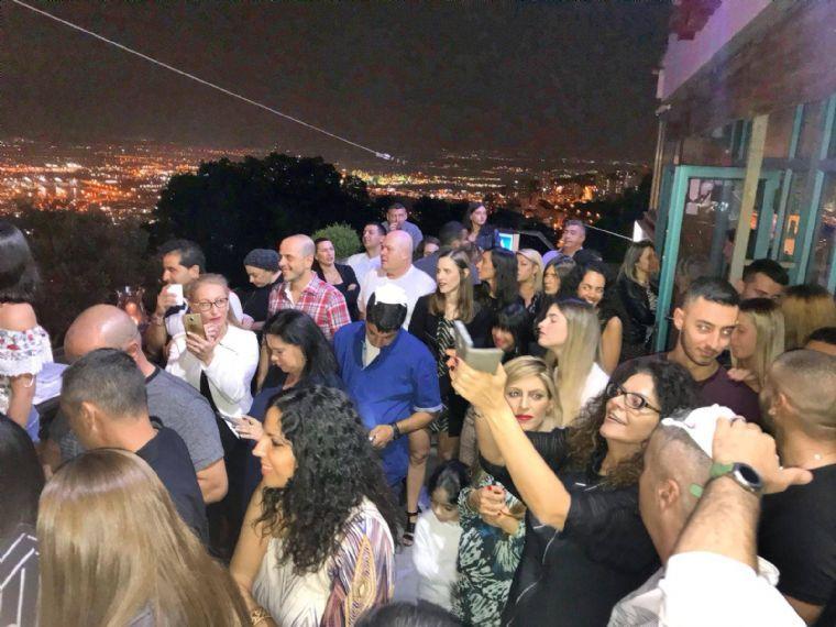 אל גאוצ'ו חיפה- חתונה קטנה