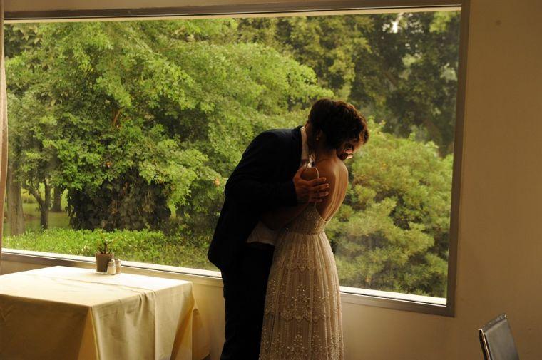 צלם רענן - נוף טבע וחתן וכלה ברגע מרגש