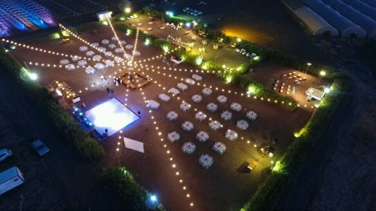 BA-SADE – מקום אירועים בשדה התירס