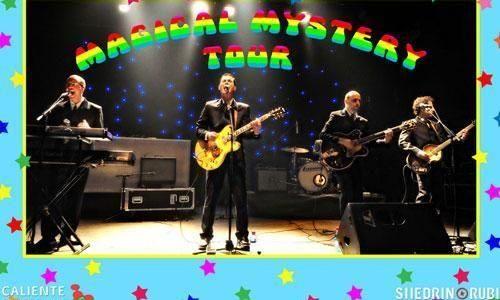 מג'יקל מיסטרי טור- להקת קאברים לביטלס