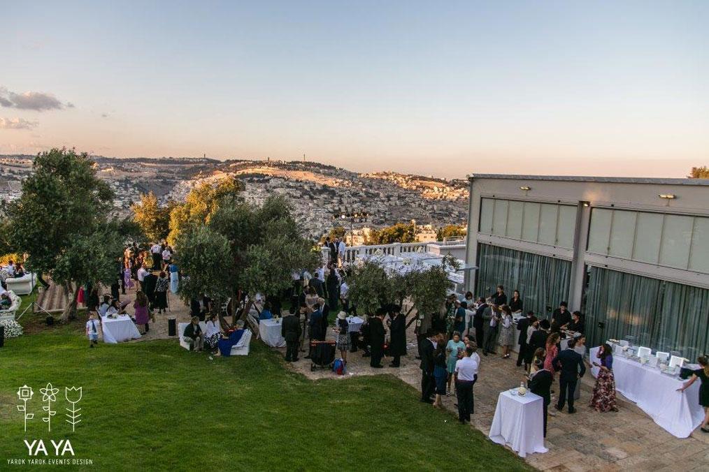 עולמיא - קבלת פנים על הרי ירושלים