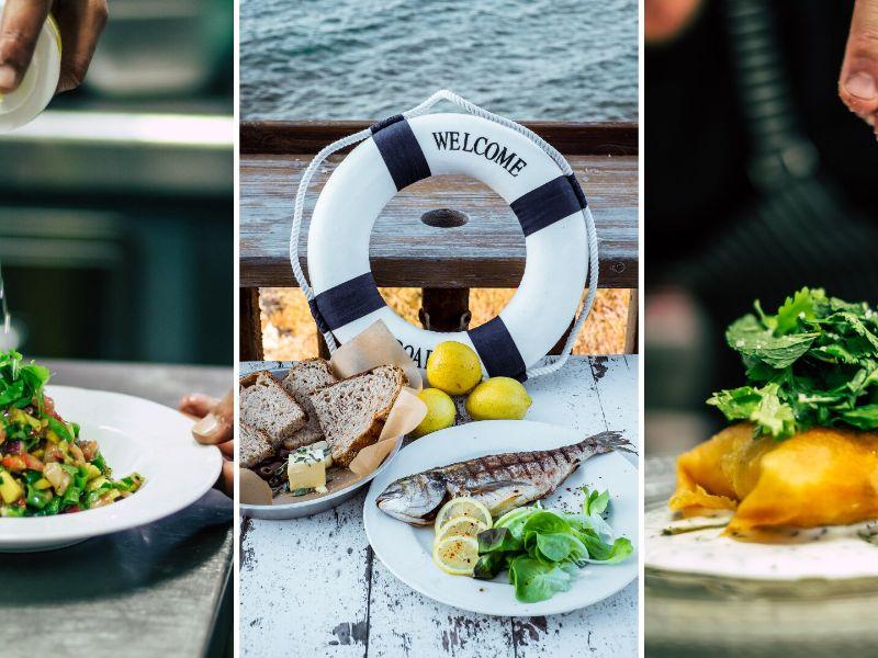 לימאני-נמל קיסריה- מסעדה לאירועים - דגים