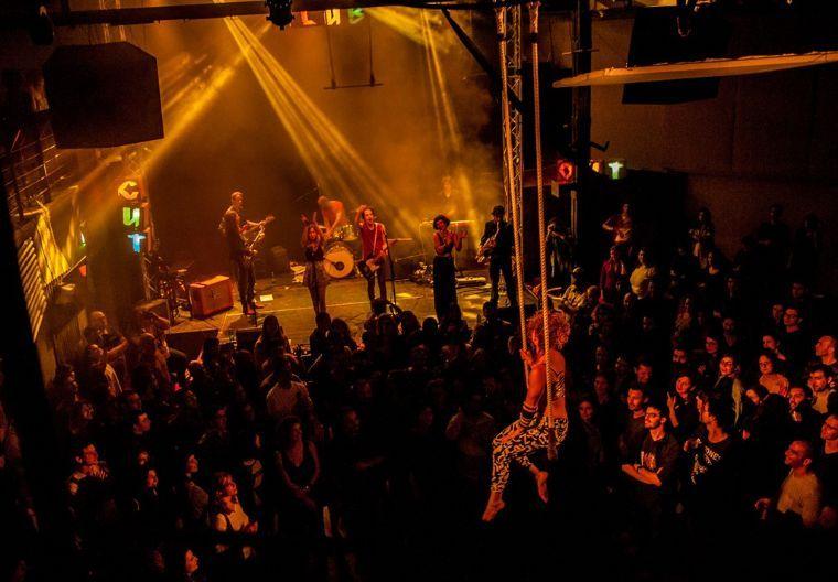 חלל אמנויות הבמה והאירועים
