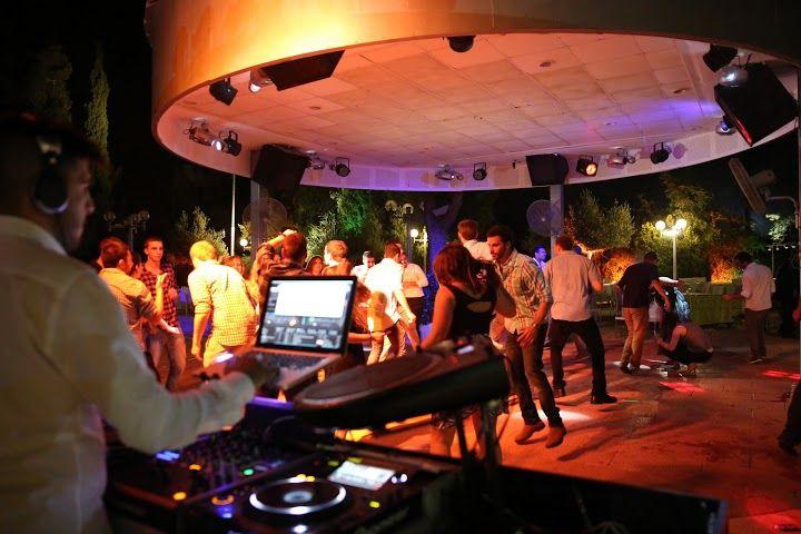 הגן מעלה החמישה -רחבת ריקודים ומסיבה