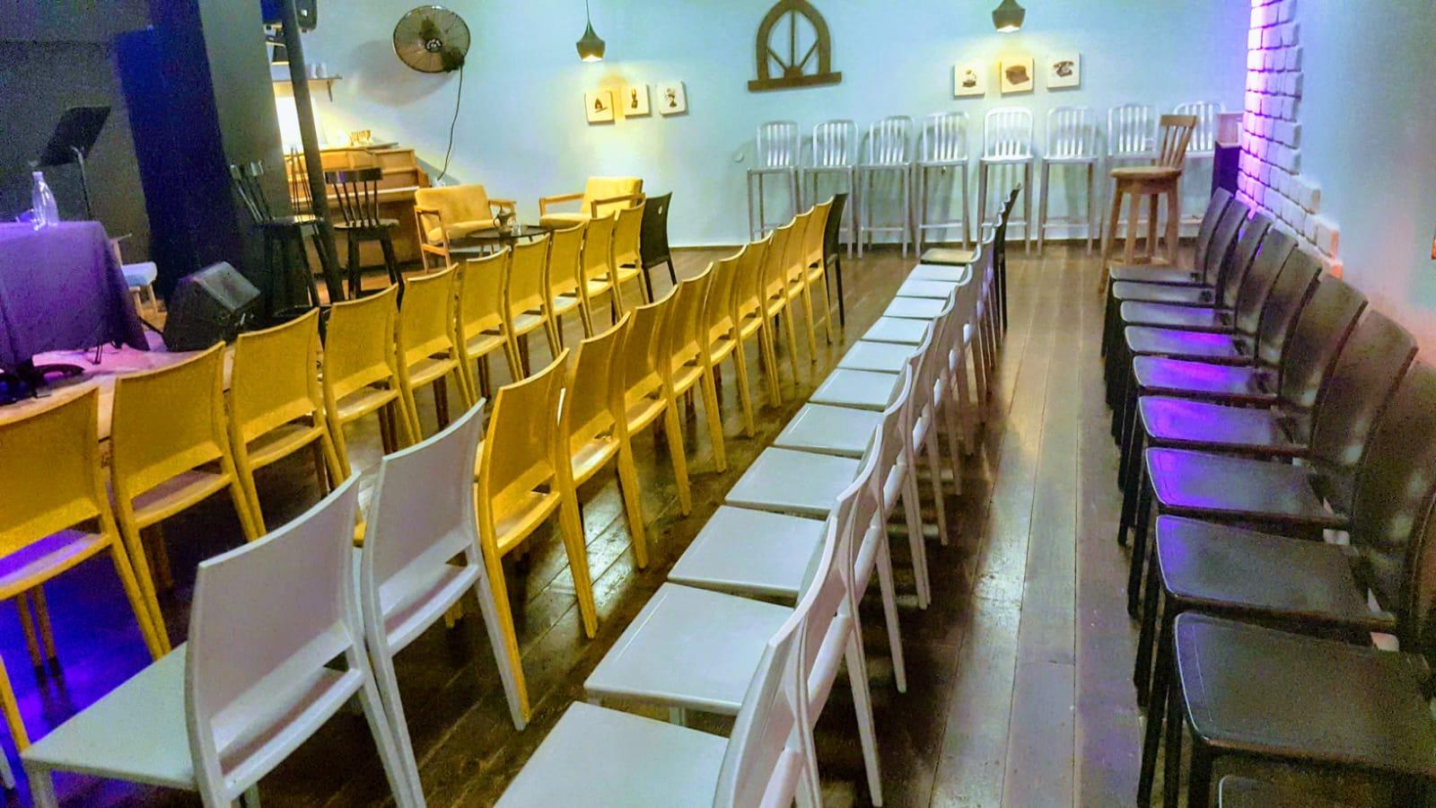 אורבן האוס - הושבת קהל לכנסים
