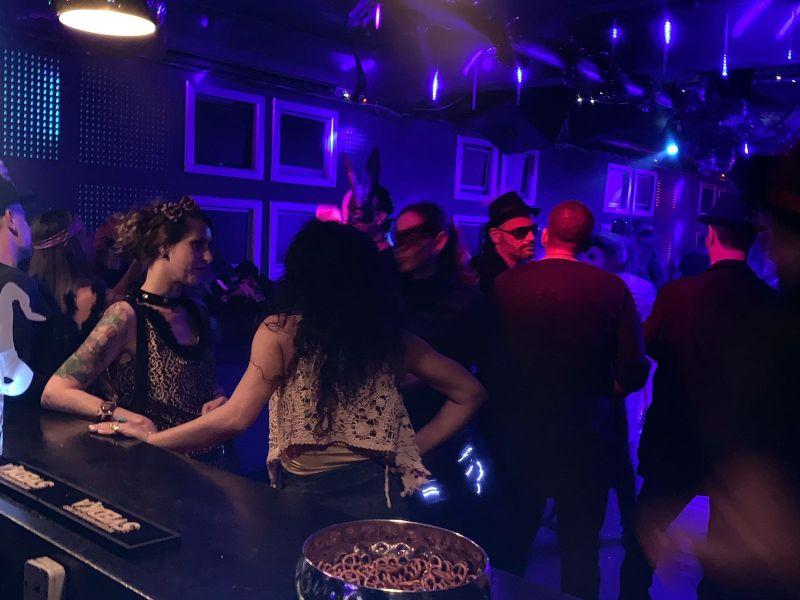 בראסקו - מסיבה