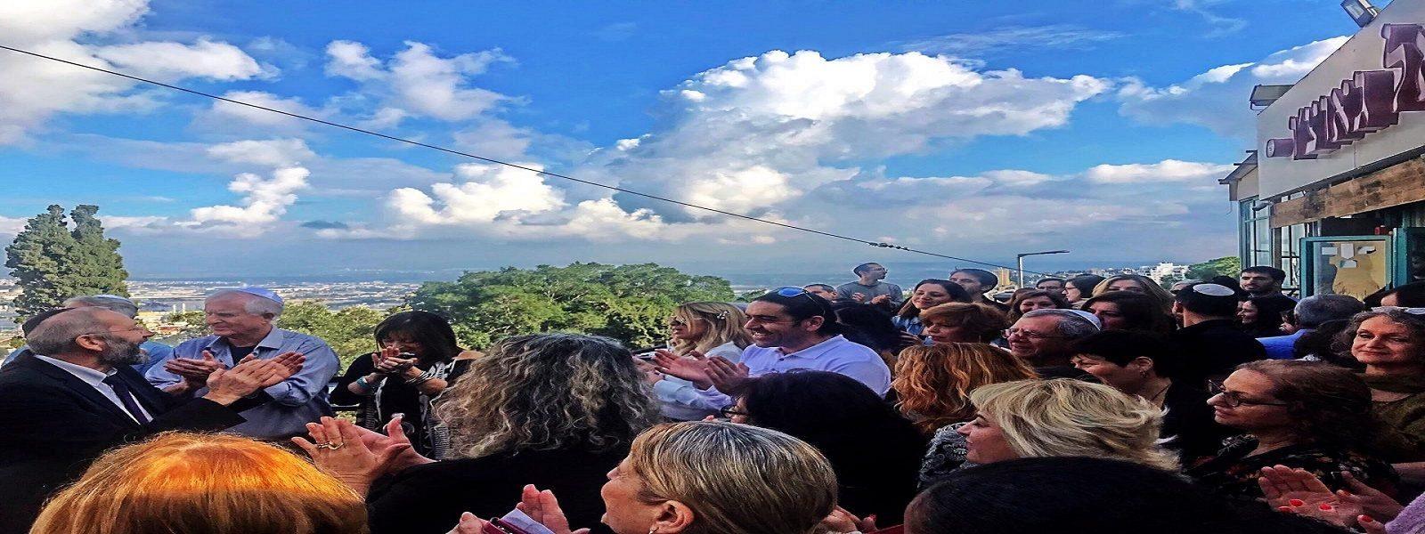 אל גאוצ'ו – אירועים ומרפסת עם נוף פנורמי מדהים לים