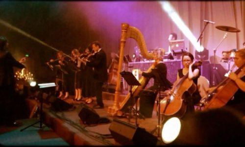 Neveland - הרכב מוזיקלי בהופעה