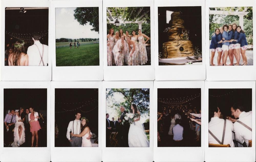WHITELABEL- צילום פולורואיד והדפסה במקום האירוע ומצלמת פולוראויד