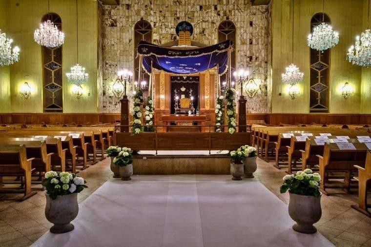 היכל מאיר – בית כנסת במרכז תל אביב