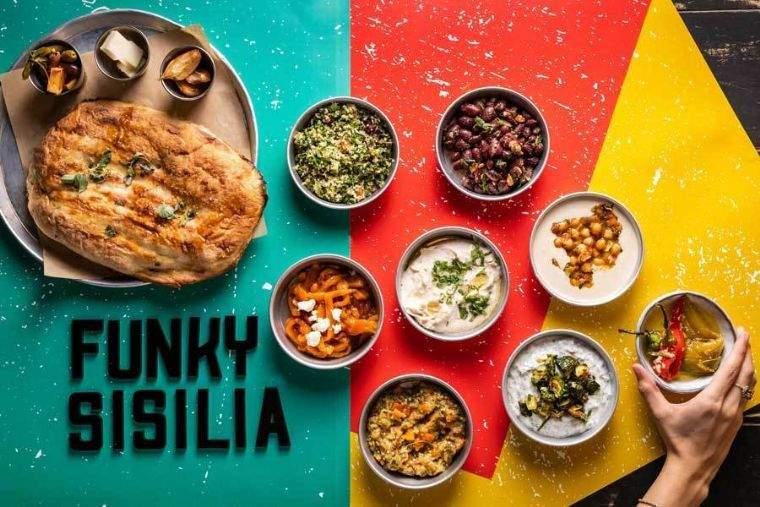פאנקי סיסיליה – בר אירועים מגניב עם גינה