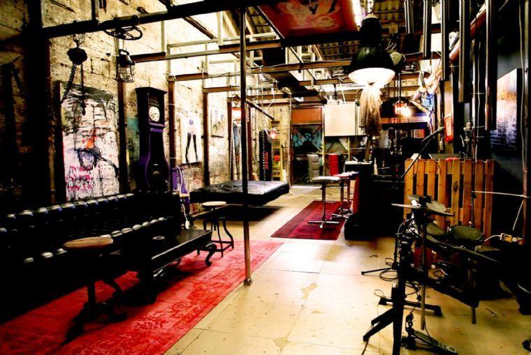 סטודיו  22 – לופט תעשייתי ייחודי בתל אביב