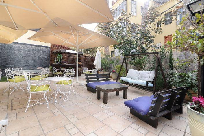וילה כרמל – מלון בוטיק בחיפה